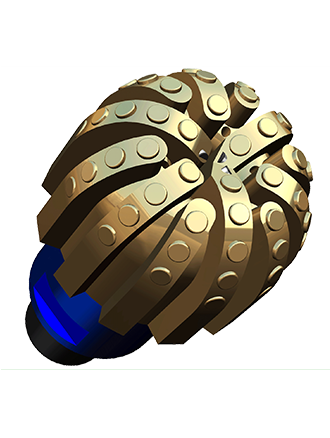 Turbo Max Impregnated Bits