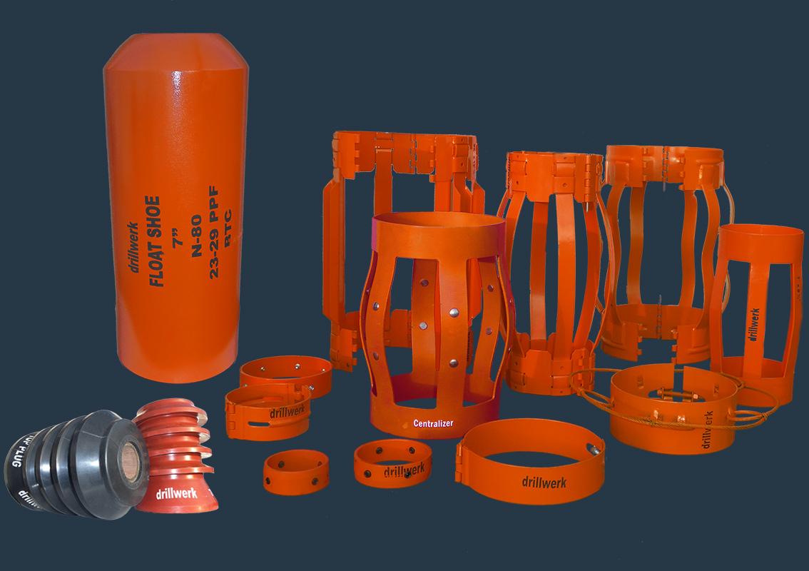 Centralizer & Accessoires drillwerk